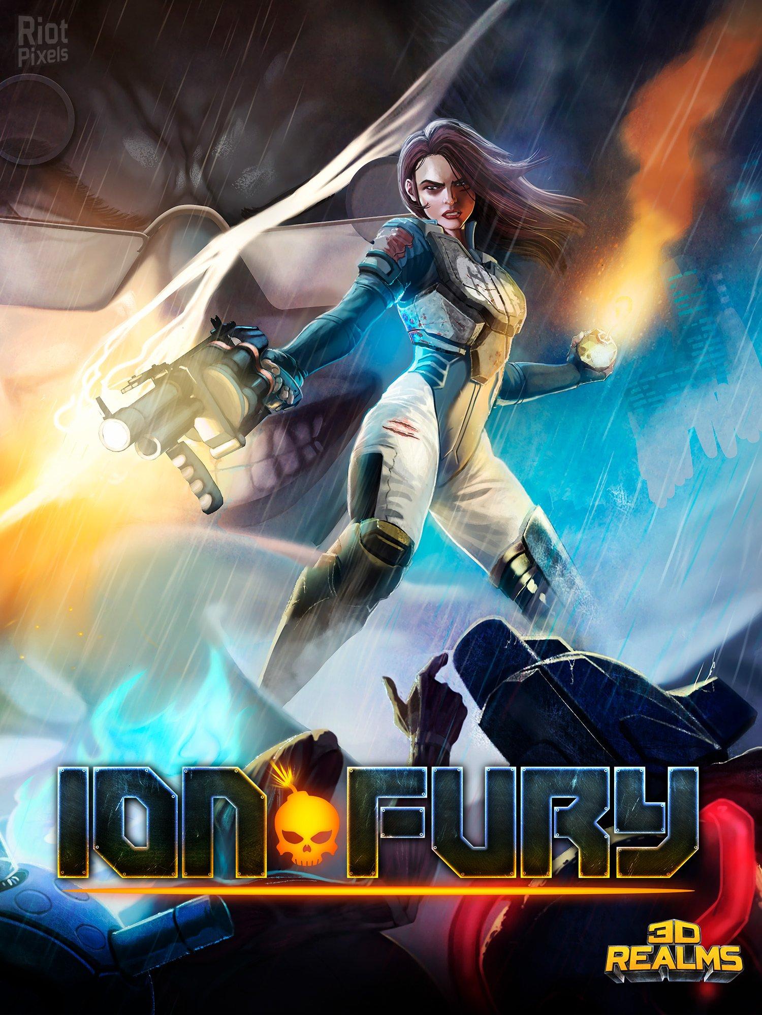 Ion Fury v.1.1 [GOG] (2019) (2019)