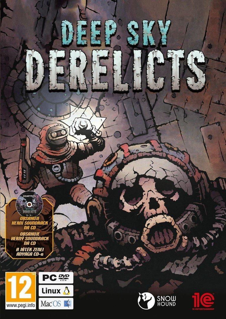 Deep Sky Derelicts v.1.5.4b + 2 DLC [GOG] (2018) (2018)