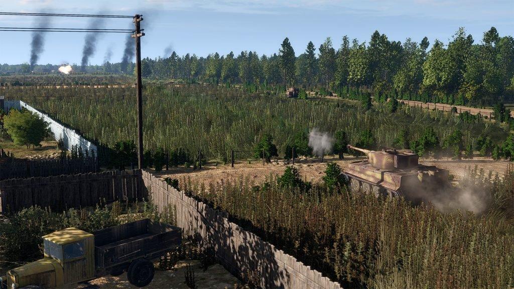 Скриншот к игре Steel Division 2 Total Conflict Edition v.51345 (46717) [GOG] (2019) скачать торрент Лицензия