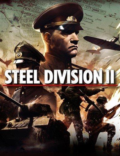 Обложка к игре Steel Division 2 Total Conflict Edition v.51345 (46717) [GOG] (2019) Лицензия