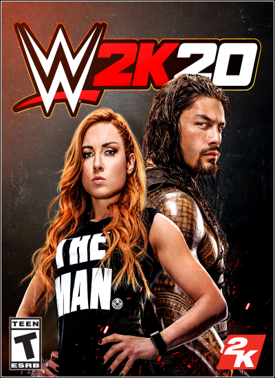 WWE 2K20 Deluxe Edition (v 1.08) (2019) (2019)