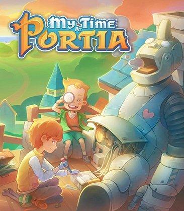 My Time at Portia v.2.0.141140 [GOG] (2019)