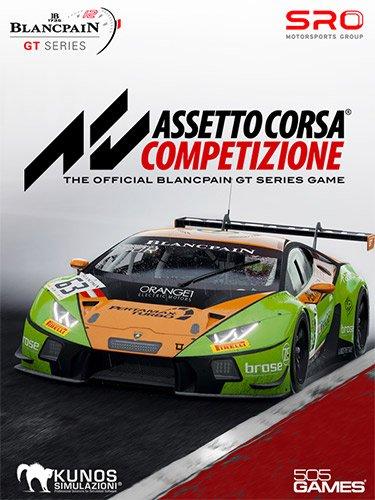 Assetto Corsa Competizione (v 1.5.6+DLC) (2019) (2019)
