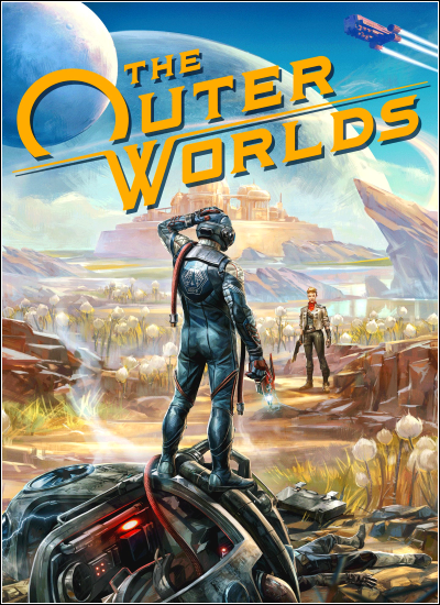 Обложка к игре The Outer Worlds [v 1.4.1.617 (42134) +DLC] (2019) RePack от R.G. Механики