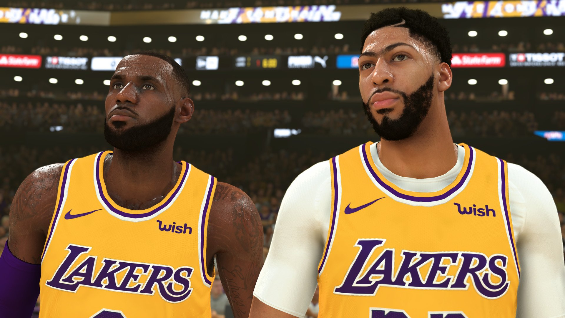 Скриншот к игре NBA 2K20 [v 1.07] (2019) скачать торрент RePack от xatab
