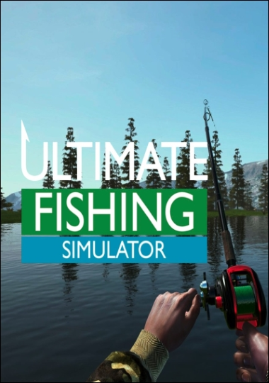 Ultimate Fishing Simulator [v 2.20.9:500+DLC] (2017) (2018)