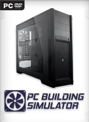 Обложка к игре PC Building Simulator (v 1.8.7 (40597)+DLC) (2018)