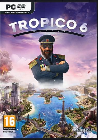 Tropico 6 El Prez Edition [12 (245) + DLC] (2019) RePack от R.G. Механики (2019)