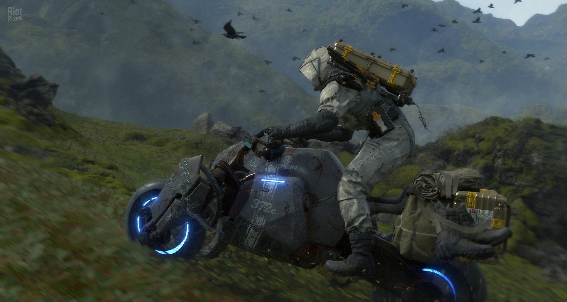 Скриншот к игре DEATH STRANDING v.1.02 [Steam-Rip] (2020) скачать торрент Лицензия