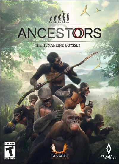 Ancestors: The Humankind Odyssey [v 1.4] (2019) RePack от R.G. Механики (2019)