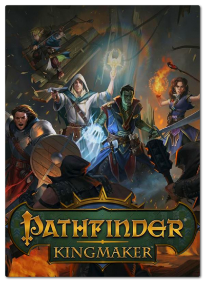 Обложка к игре Pathfinder: Kingmaker - Definitive Edition (v. 2.1.1 (40928)+ DLC) (2018)