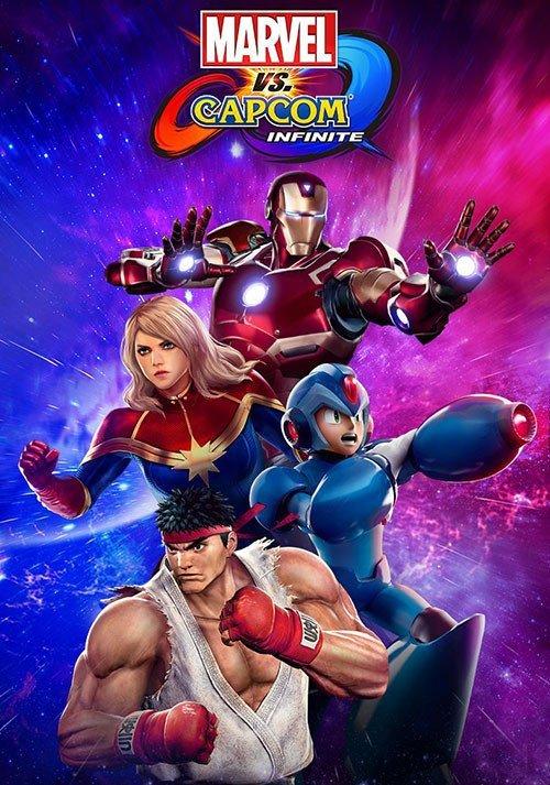 Marvel vs. Capcom: Infinite - Deluxe Edition (2017) скачать торрент RePack от xatab