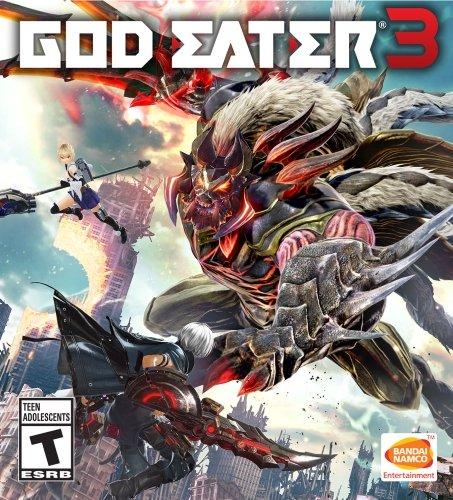 God Eater 3 [2.40] (2019) (2019)
