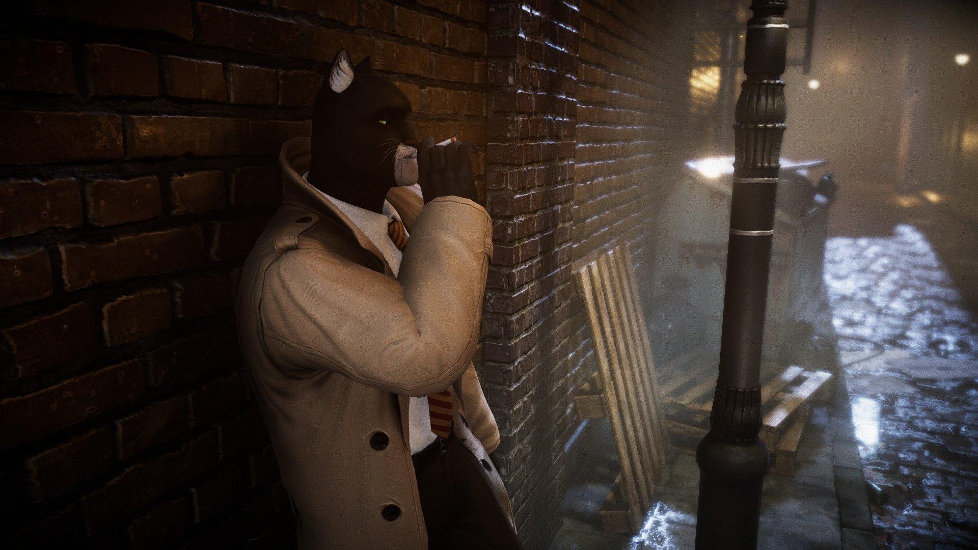 Скриншот к игре Blacksad: Under the Skin [v1.0.5] (2019) скачать торрент RePack