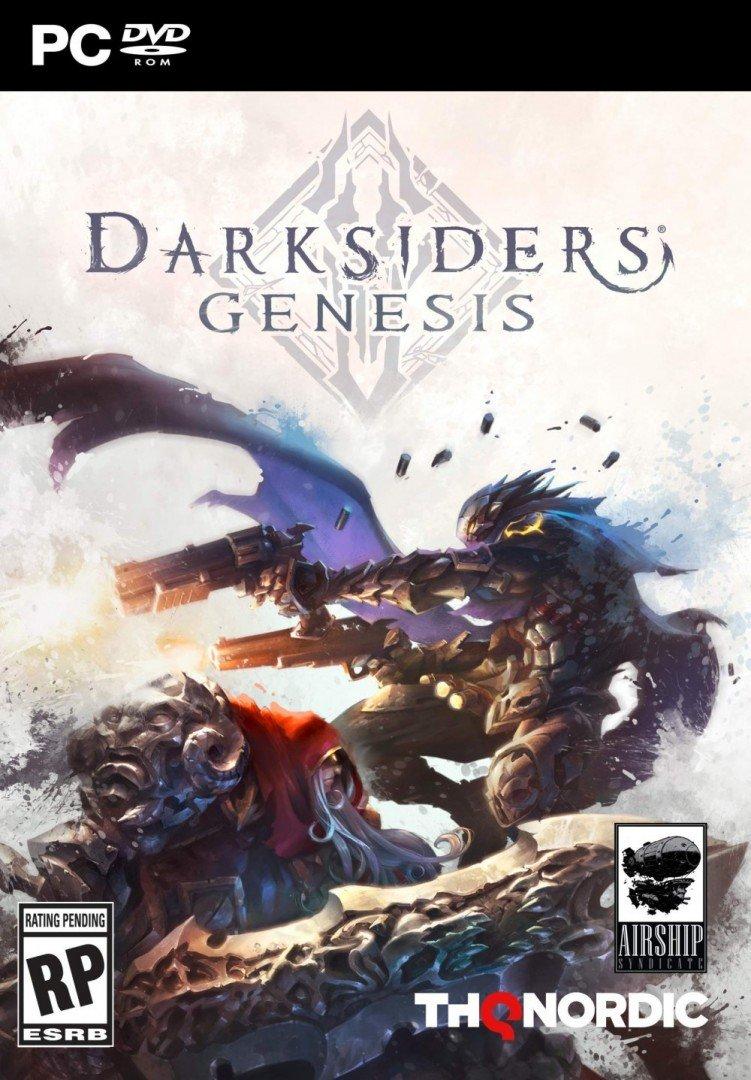 Обложка к игре Darksiders Genesis [1.04a (40304)] (2019)