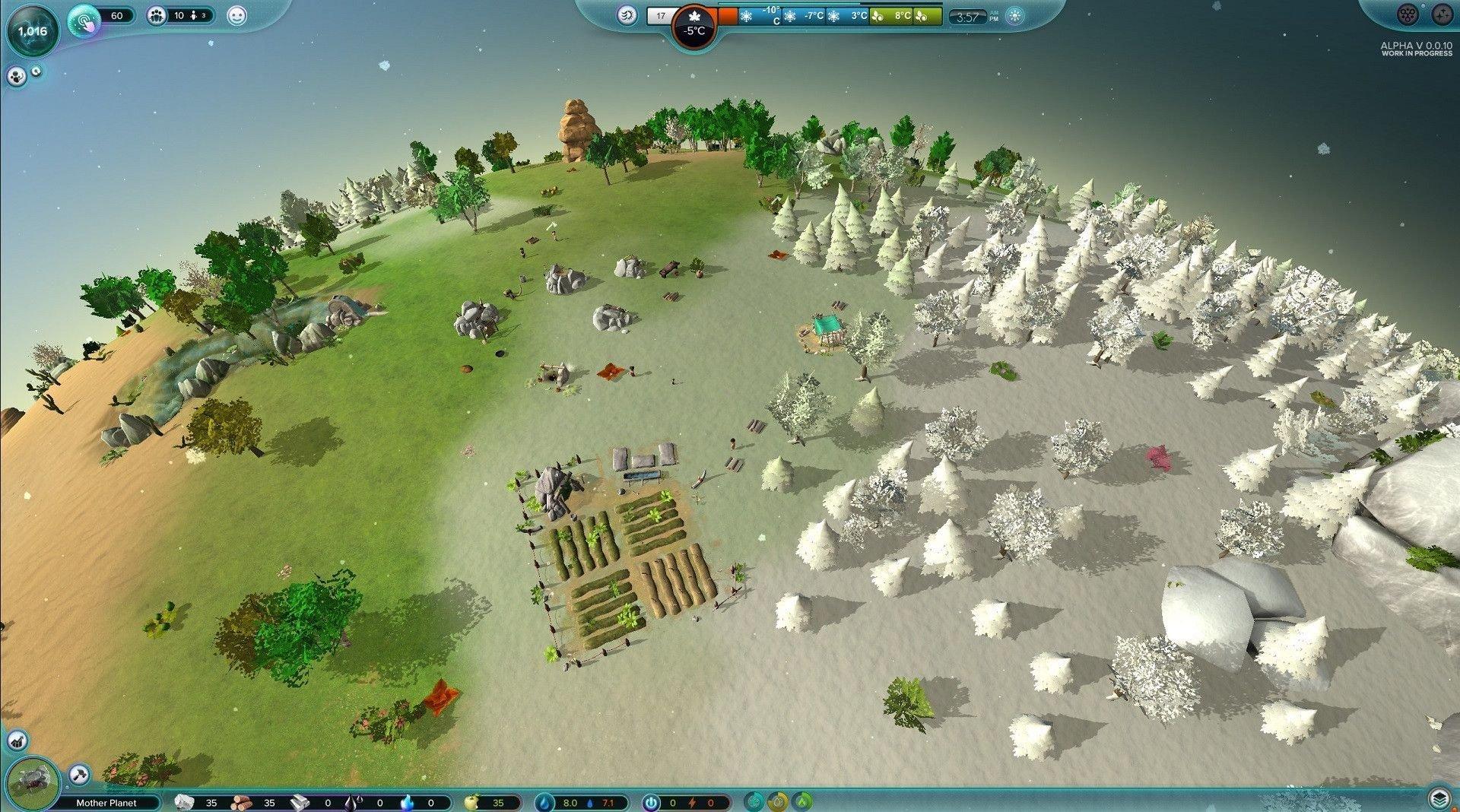 Скриншот к игре The Universim v.0.0.47.36044 [GOG] (Ранний доступ) скачать торрент Лицензия
