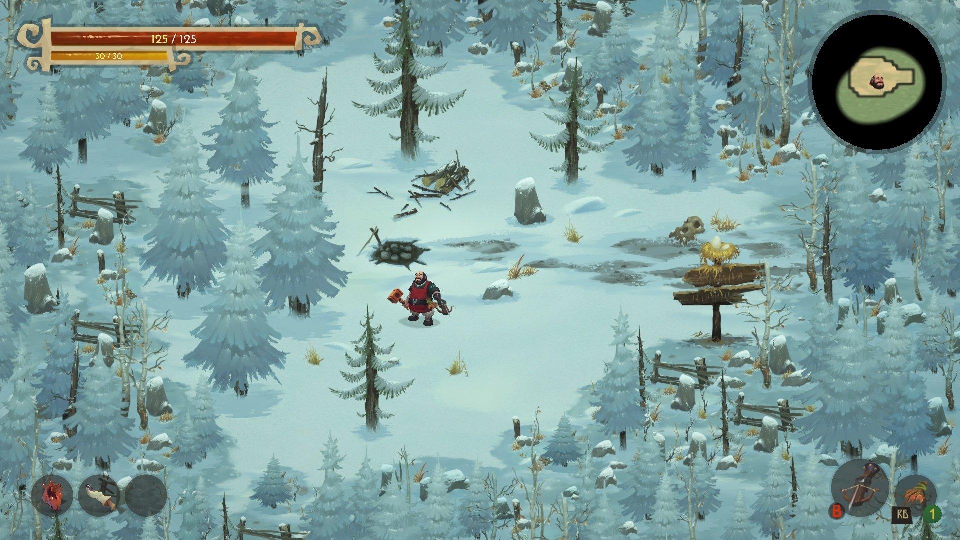 Скриншот к игре Yaga v.1.2.35 [GOG] (2019) скачать торрент Лицензия