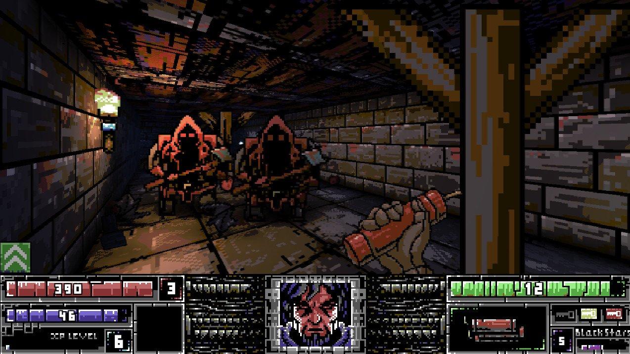 Скриншот к игре Project Warlock v.1.0.2.1 [GOG] (2018) скачать торрент Лицензия