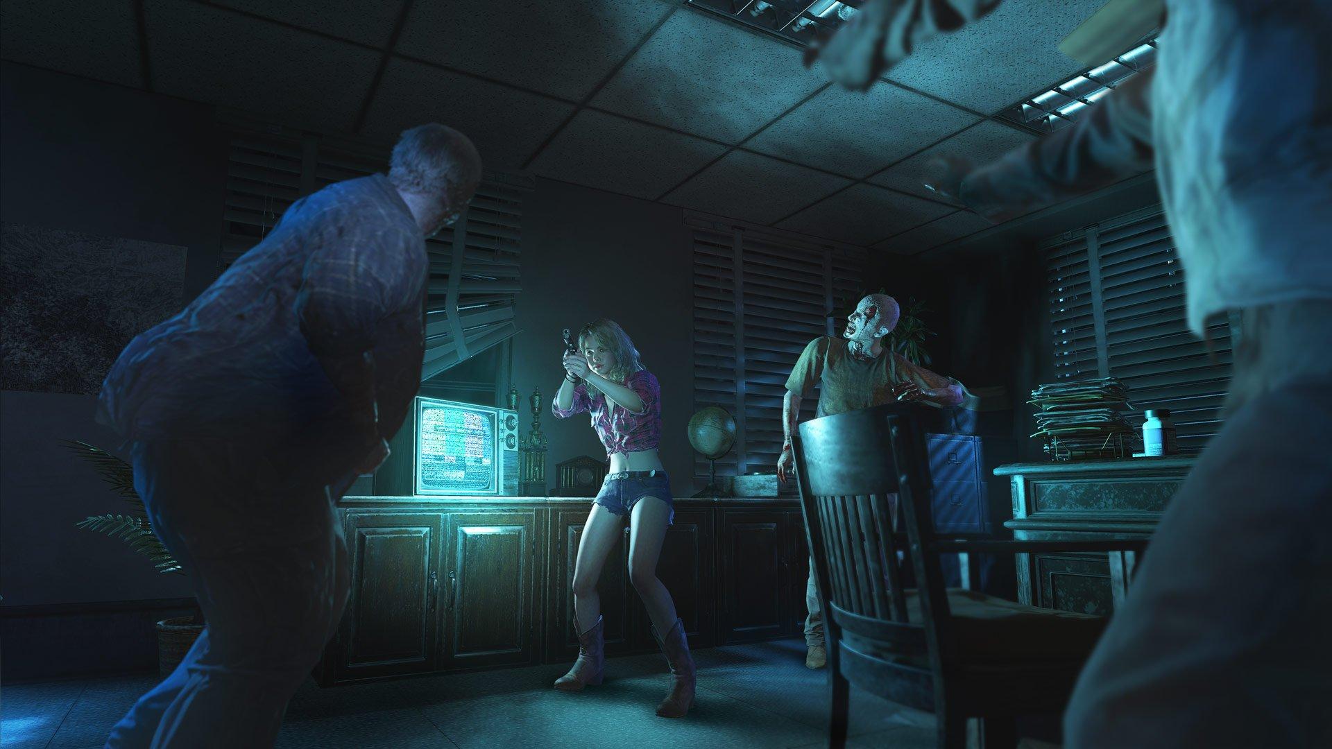 Скриншот к игре Resident Evil 3 [Build 5269288 Update 3+DLC] (2020) скачать торрент RePack от R.G. Механики