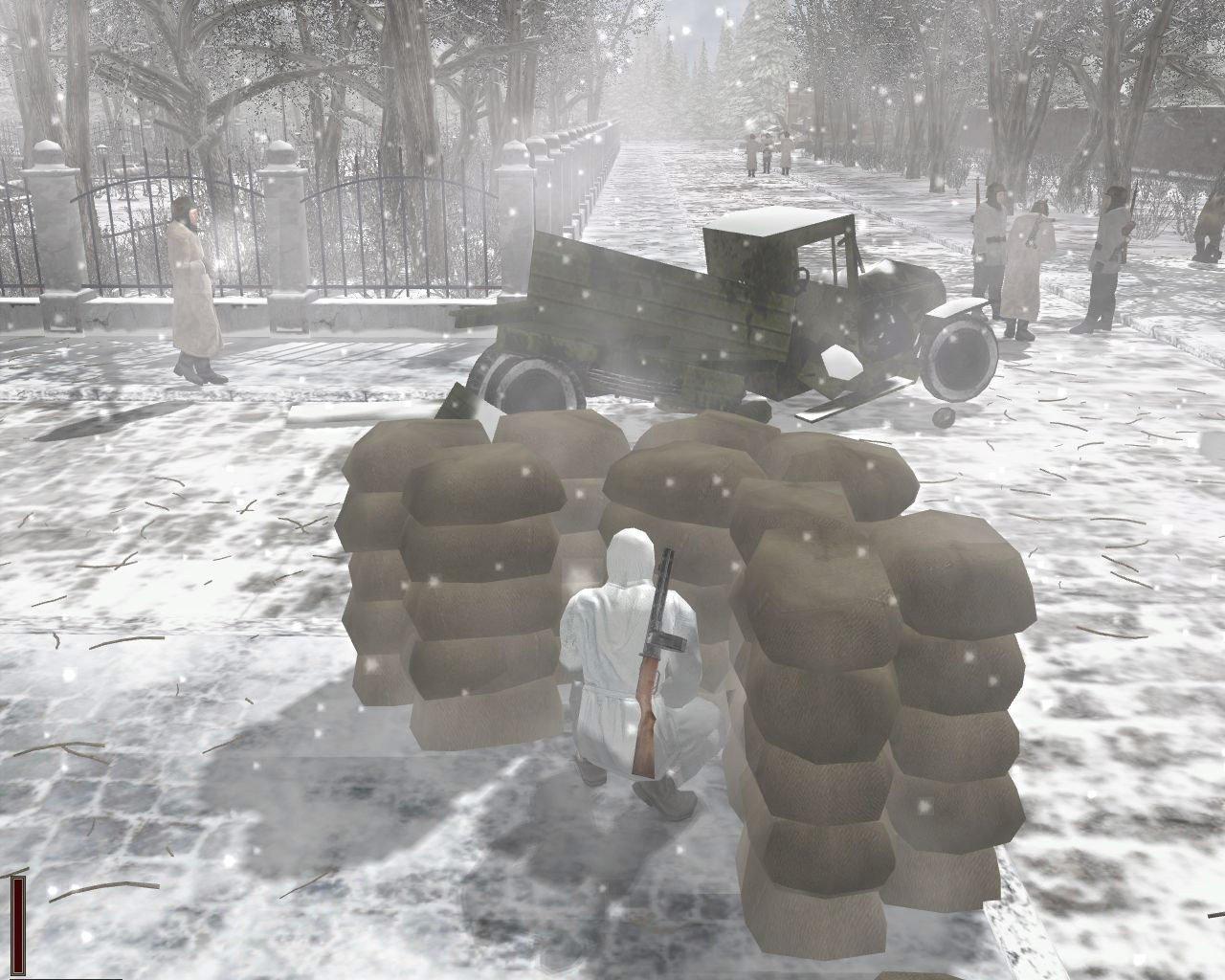 Скриншот к игре Смерть шпионам (Death to Spies) (2007) скачать торрент Лицензия