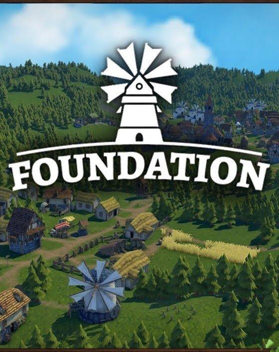 Foundation (Alpha 1.6.25.1118) [GOG] (Early Access) Лицензия (2019)