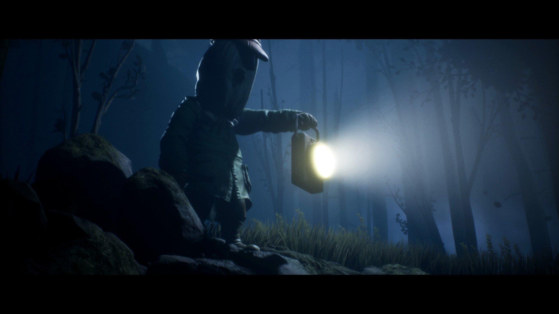 Скриншот к игре Little Nightmares II - Deluxe Edition v.5.7 [GOG] (2021) скачать торрент Лицензия