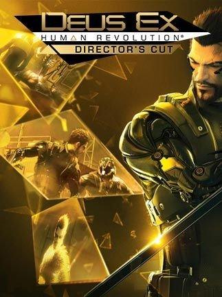Deus Ex: Human Revolution. Director's Cut (2013)