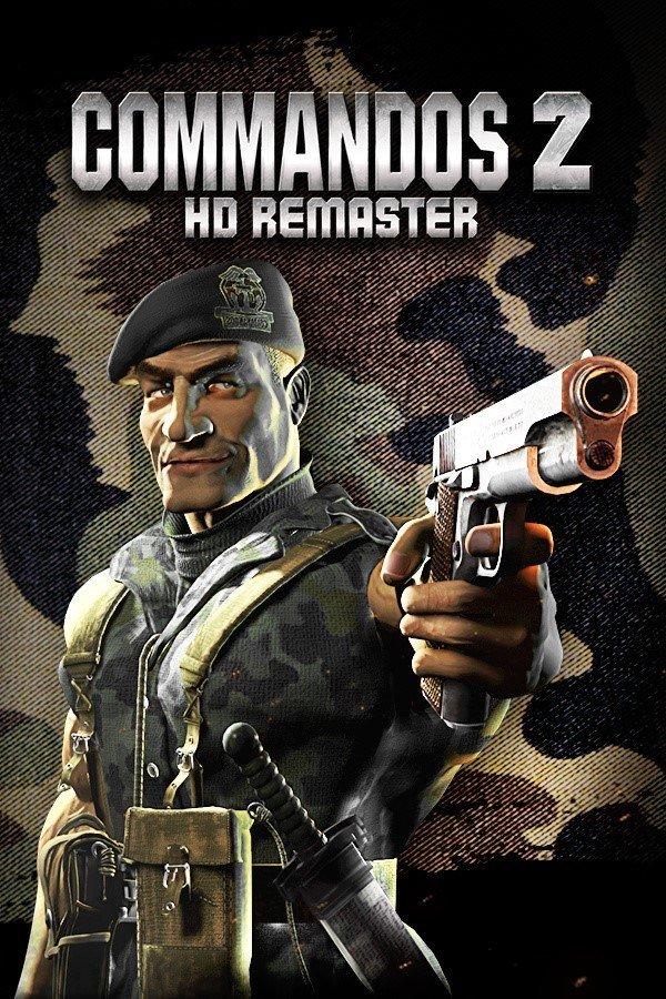 Commandos 2: HD Remaster [v 1.12] (2020) (2020)
