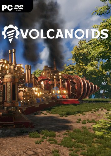 Volcanoids v.1.22.77.0 [Portable] (Early Access) (2019)