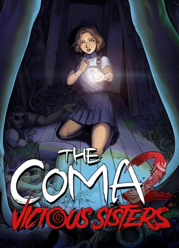 The Coma 2: Vicious Sisters v.1.0.6 [GOG] (2020)