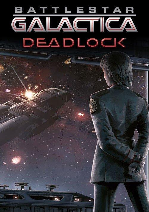 Battlestar Galactica Deadlock v.1.5.109a [GOG] (2017) (2017)