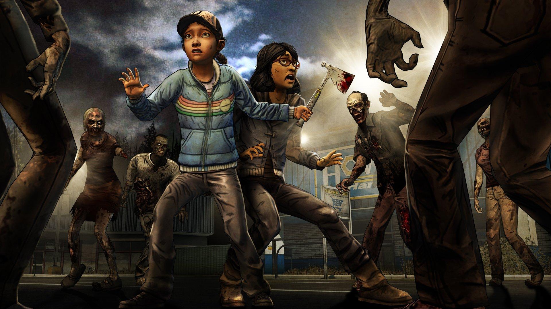 Скриншот к игре The Walking Dead: The Game. Season 2: Episode 1 - 5 (2014) скачать торрент RePack