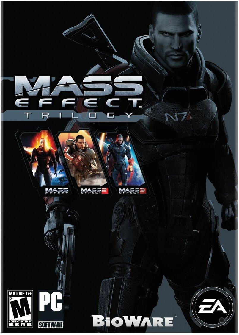Mass Effect - Galaxy Edition (2008 - 2012) (2012)