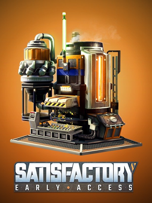 Satisfactory [ 0.3.7.7 - build 140083/Early Access] (2019) RePack от R.G. Механики