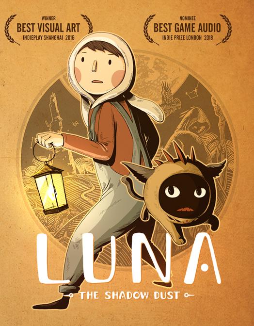 LUNA The Shadow Dust v.1.0.2 [GOG] (2020) (2020)