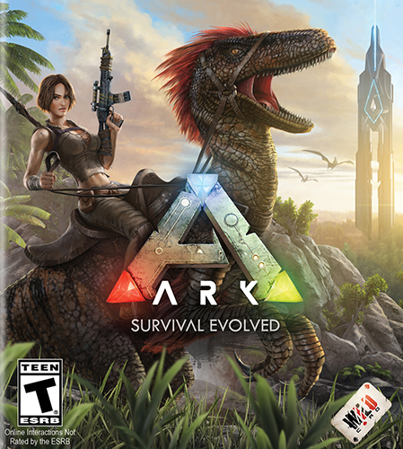 ARK: Survival Evolved [v 306.41 + DLC] (2017) (2017)