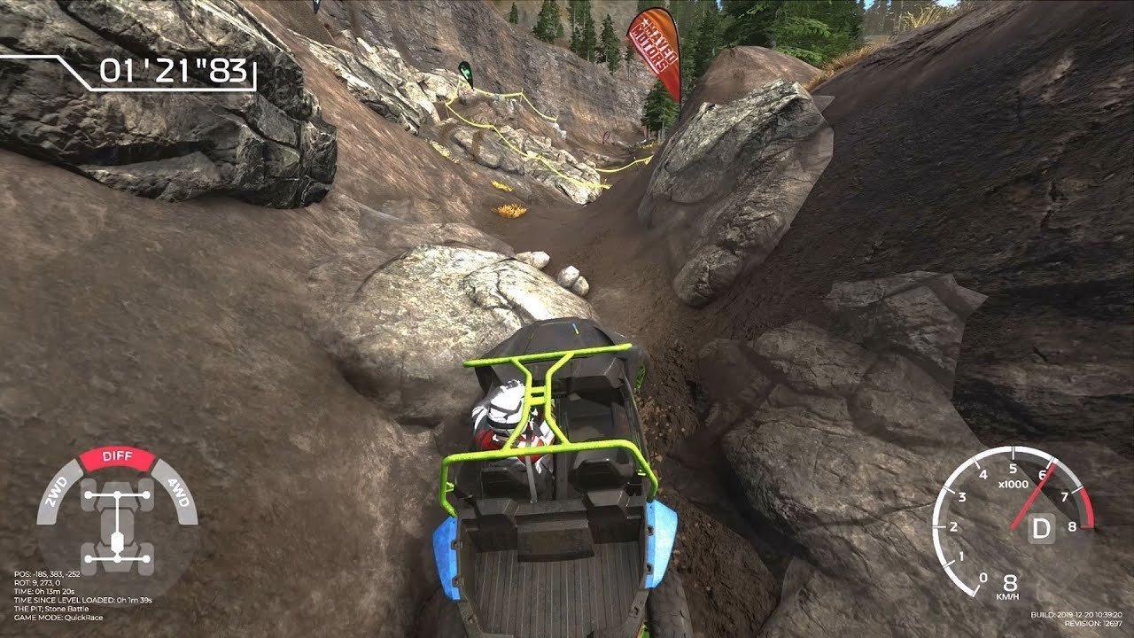 Скриншот к игре OVERPASS™ [CODEX] (2020) скачать торрент Лицензи