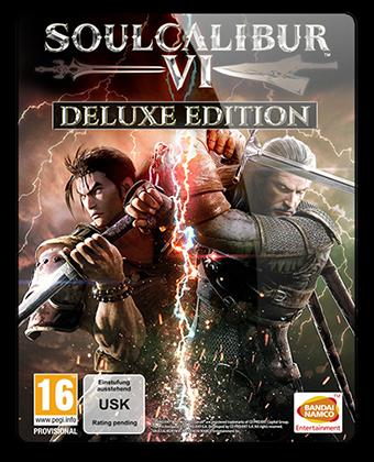 Soulcalibur VI: Deluxe Edition [v 02.05.00 + DLC] (2018) (2018)