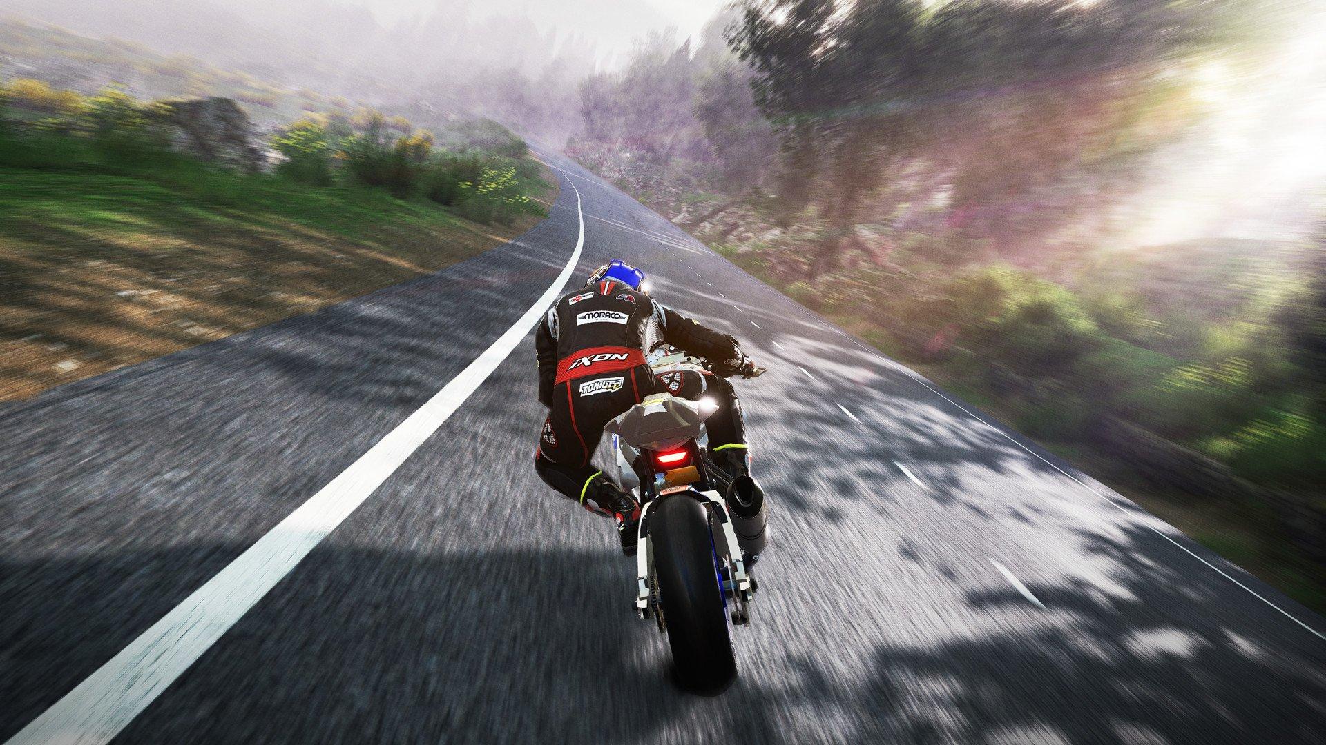 Скриншот к игре TT Isle of Man Ride on the Edge 2 (2020) скачать торрент RePack