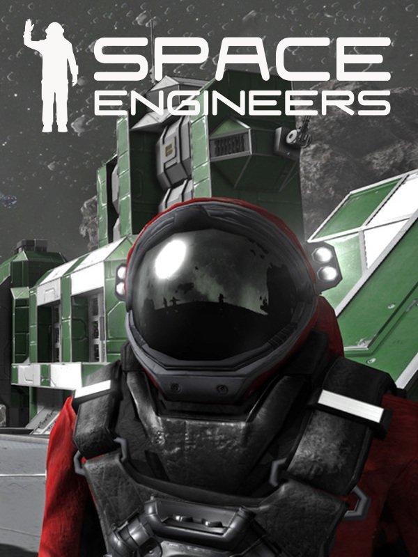 Space Engineers [v 1.195.018] (2019) (2019)