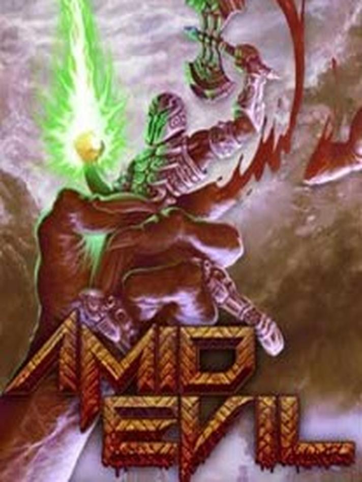AMID EVIL (build 2055а) [GOG] (2019) (2019)
