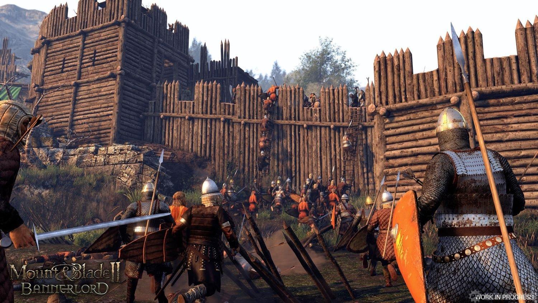 Скриншот к игре Mount & Blade II: Bannerlord [1.5.5|IN DEV] (2020) скачать торрент RePack от R.G. Механики
