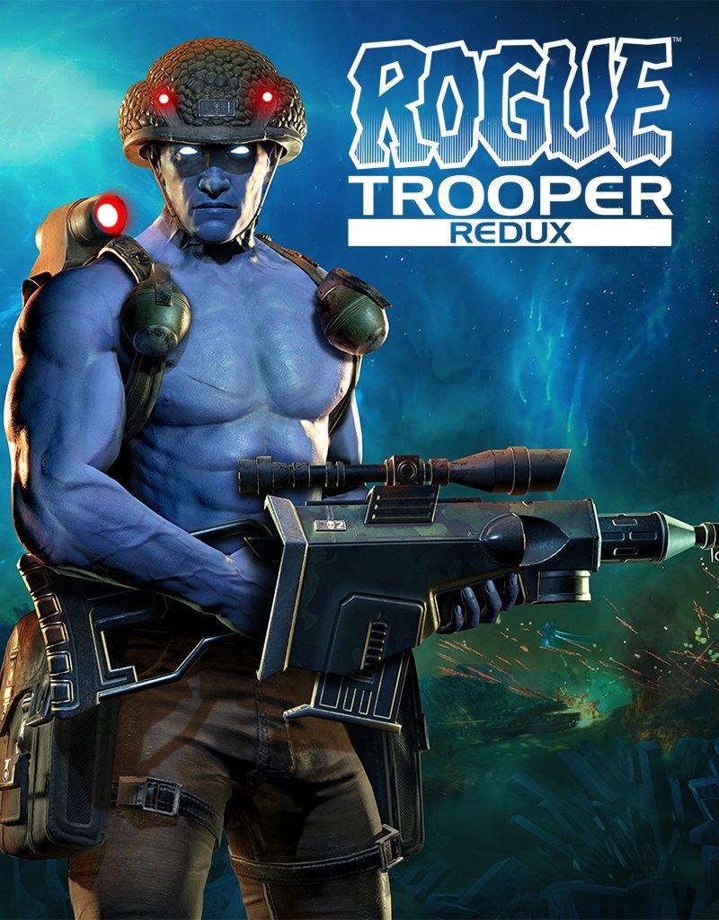 Rogue Trooper: Redux v.5592 [GOG] (2006-2017) (23 мая 2006 (оригинал) / 17 октября 2017 года (Redux))