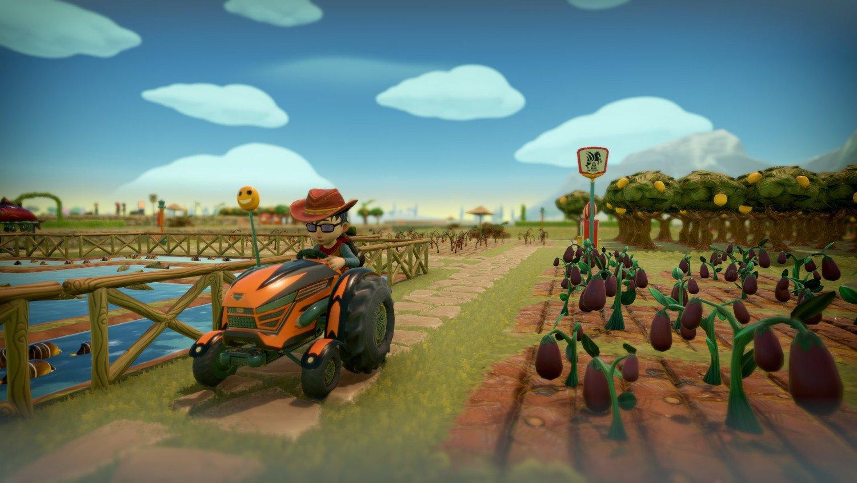 Скриншот к игре Farm Together (v.03.04.2020 +12 DLC) [Portable] (2018) скачать торрент Лицензия