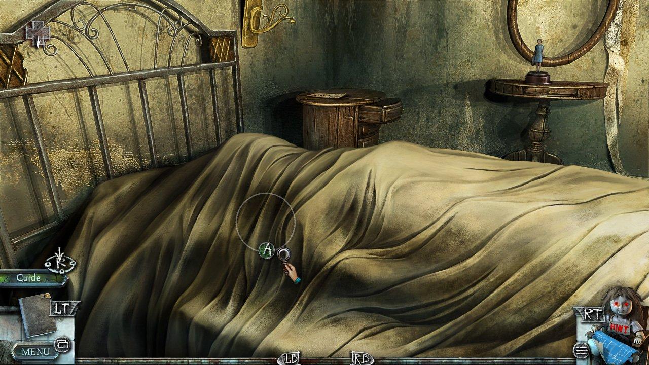 Скриншот к игре True Fear: Forsaken Souls Part 1 v.2.0.25 [GOG] (2016) скачать торрент Лицензия