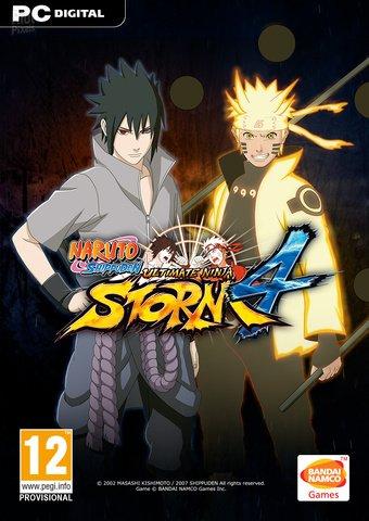 Naruto Shippuden: Ultimate Ninja Storm 4 [v.1.09+DLC] (2016) (2016)