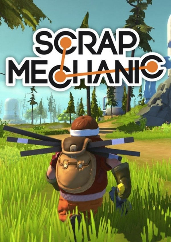 Scrap Mechanic v.0.4.7 [Portable] (Early Access)