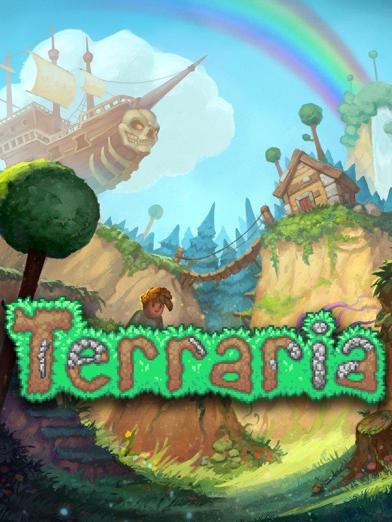 Terraria v.1.4.0.4 [GOG] (2011)