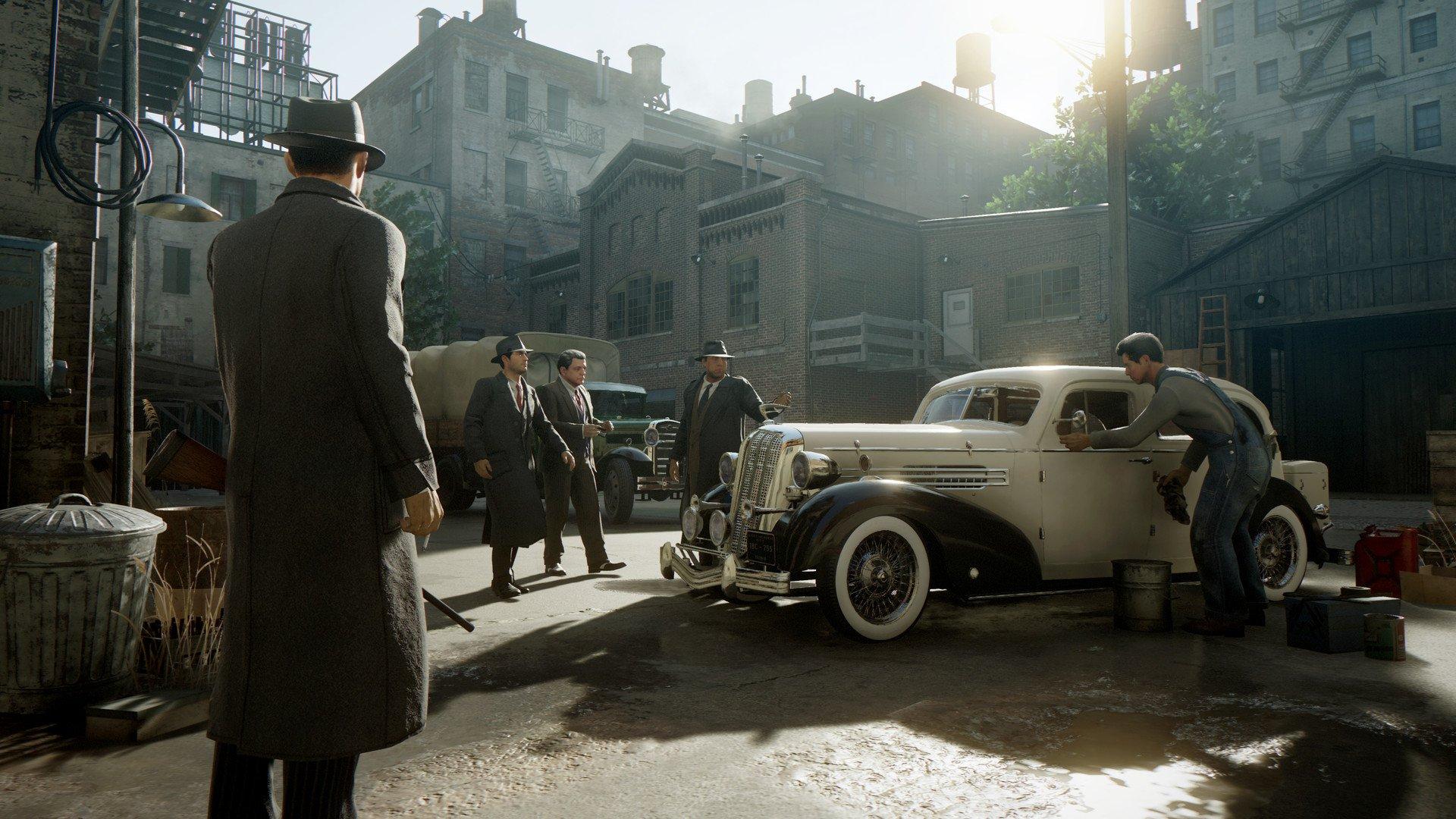 Скриншот к игре Mafia: Definitive Edition