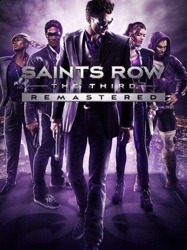 Saints Row: The Third - Remastered (2020) скачать торрент RePack